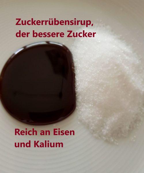 ZuckerrübensirupVergleich